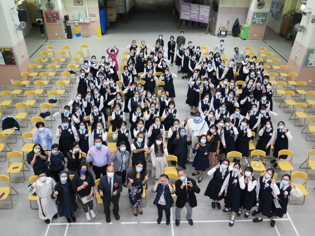 2021-3-19 中六同學惜別彌撒