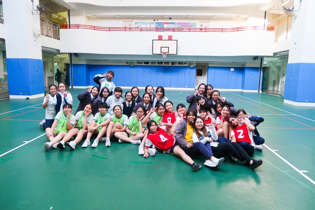 2019-12-3 Inter - House Volleyball Competition