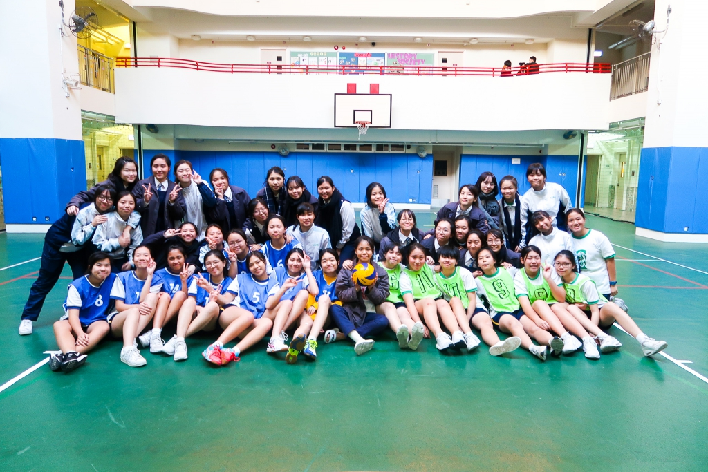 2019-12-6 Inter - House Volleyball Competition