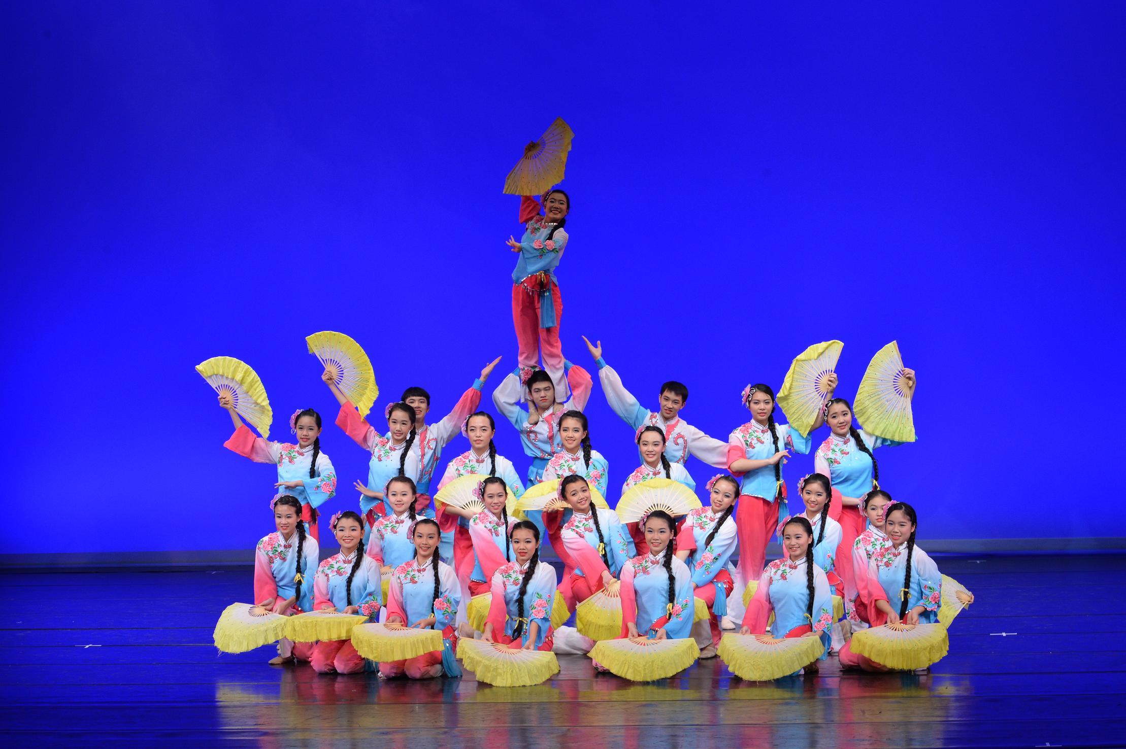 (2015/16)舞蹈比赛奖项
