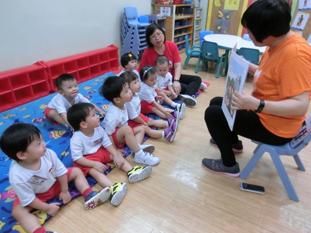 躍思(栢蕙)幼稚園幼兒園的C2PA相片9