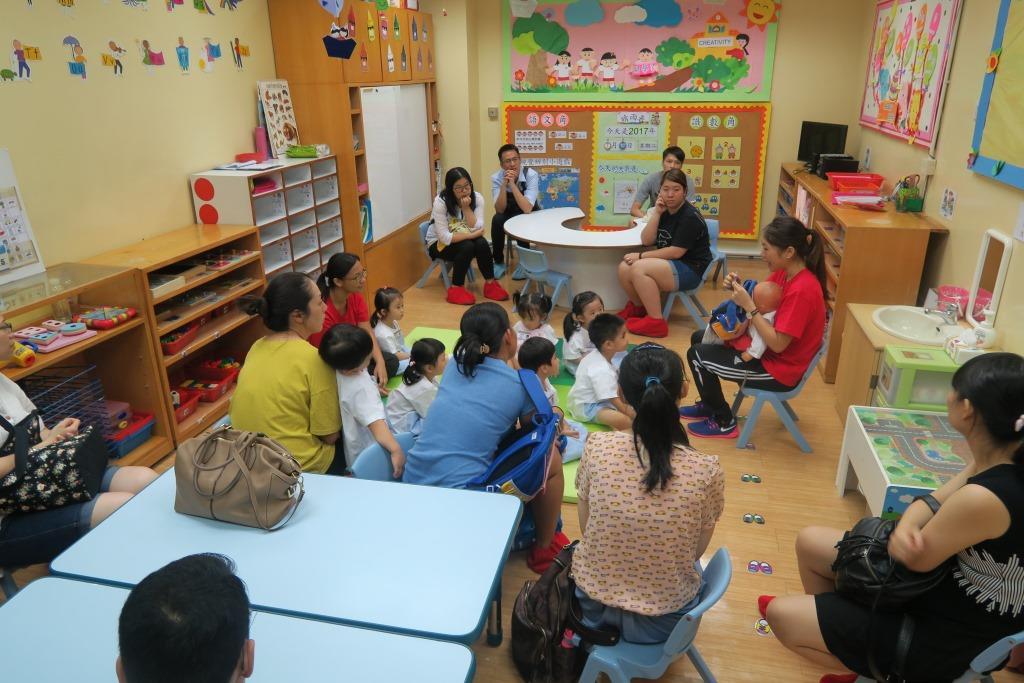 躍思(栢蕙)幼稚園幼兒園的C3PA相片3