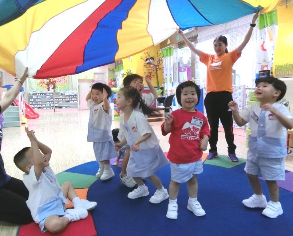 躍思(栢蕙)幼稚園幼兒園的C3PA相片2
