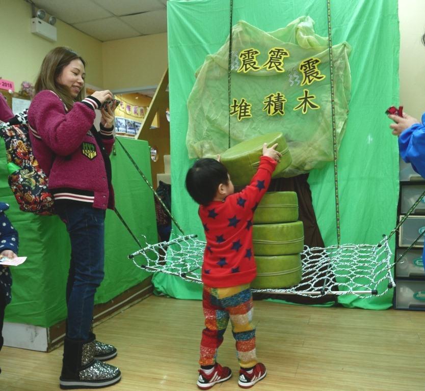 躍思(栢蕙)幼稚園幼兒園的30週年校慶懇親會相片9