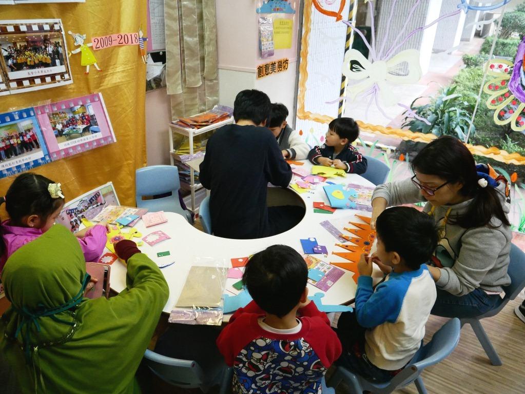 躍思(栢蕙)幼稚園幼兒園的30週年校慶懇親會相片7
