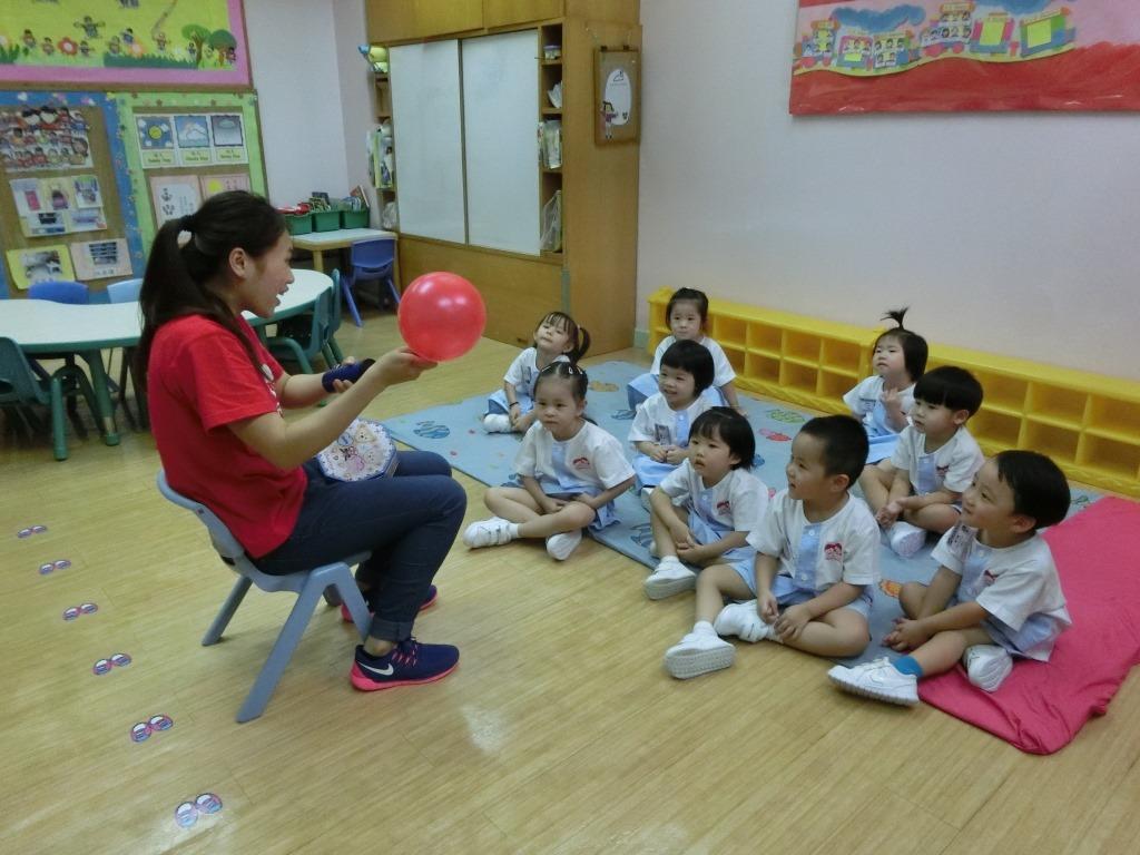 躍思(栢蕙)幼稚園幼兒園的C3PA相片7