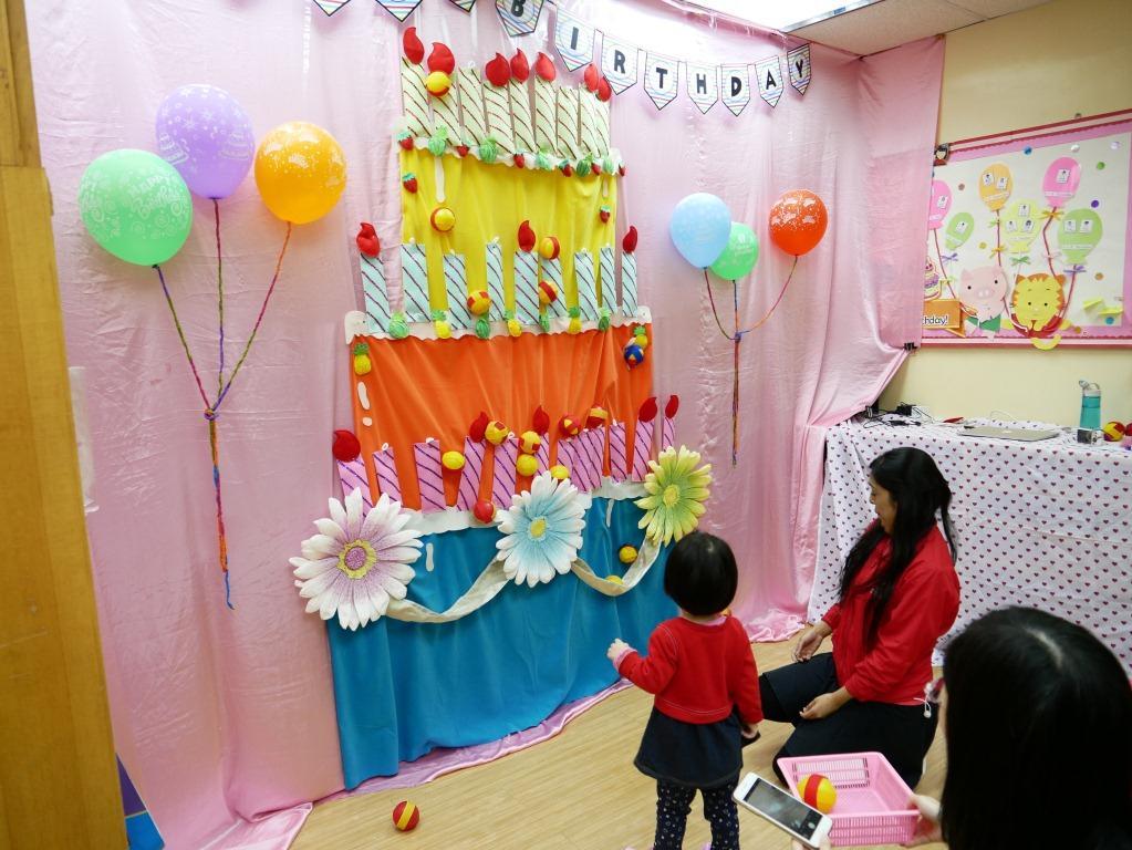 躍思(栢蕙)幼稚園幼兒園的30週年校慶懇親會相片6