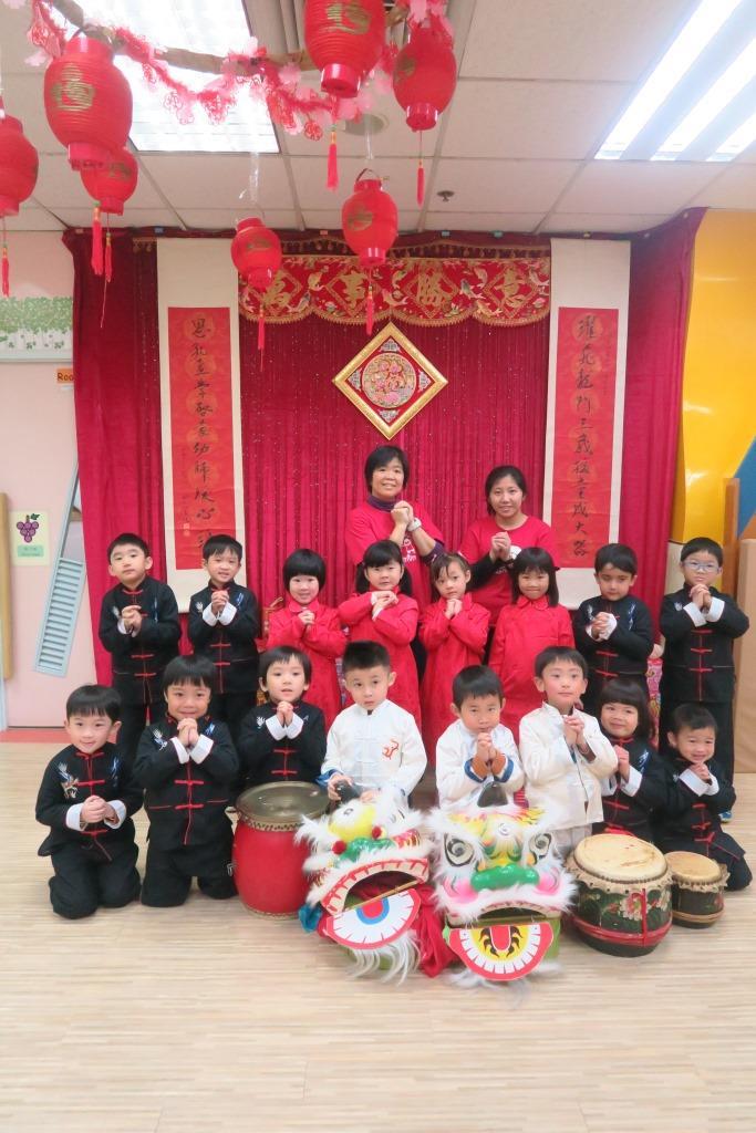 躍思(栢蕙)幼稚園幼兒園的C4A相片42