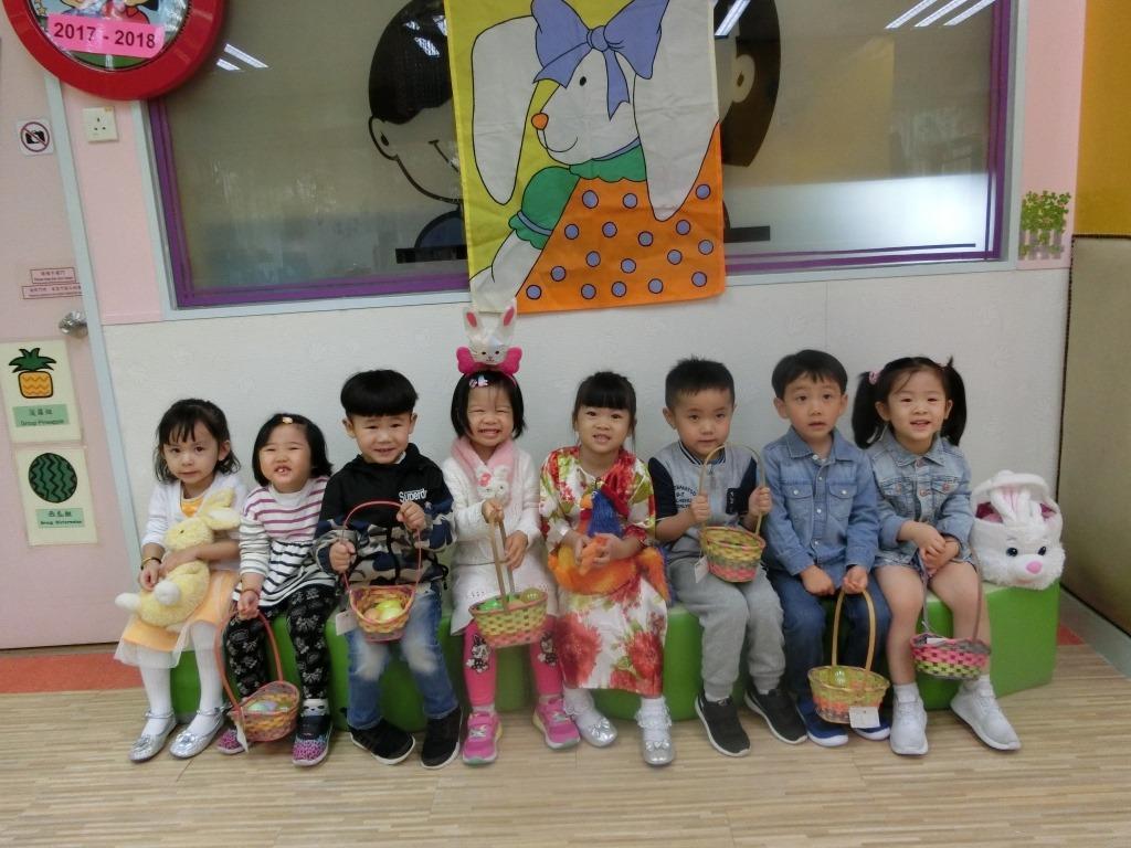 躍思(栢蕙)幼稚園幼兒園的C3PA相片39