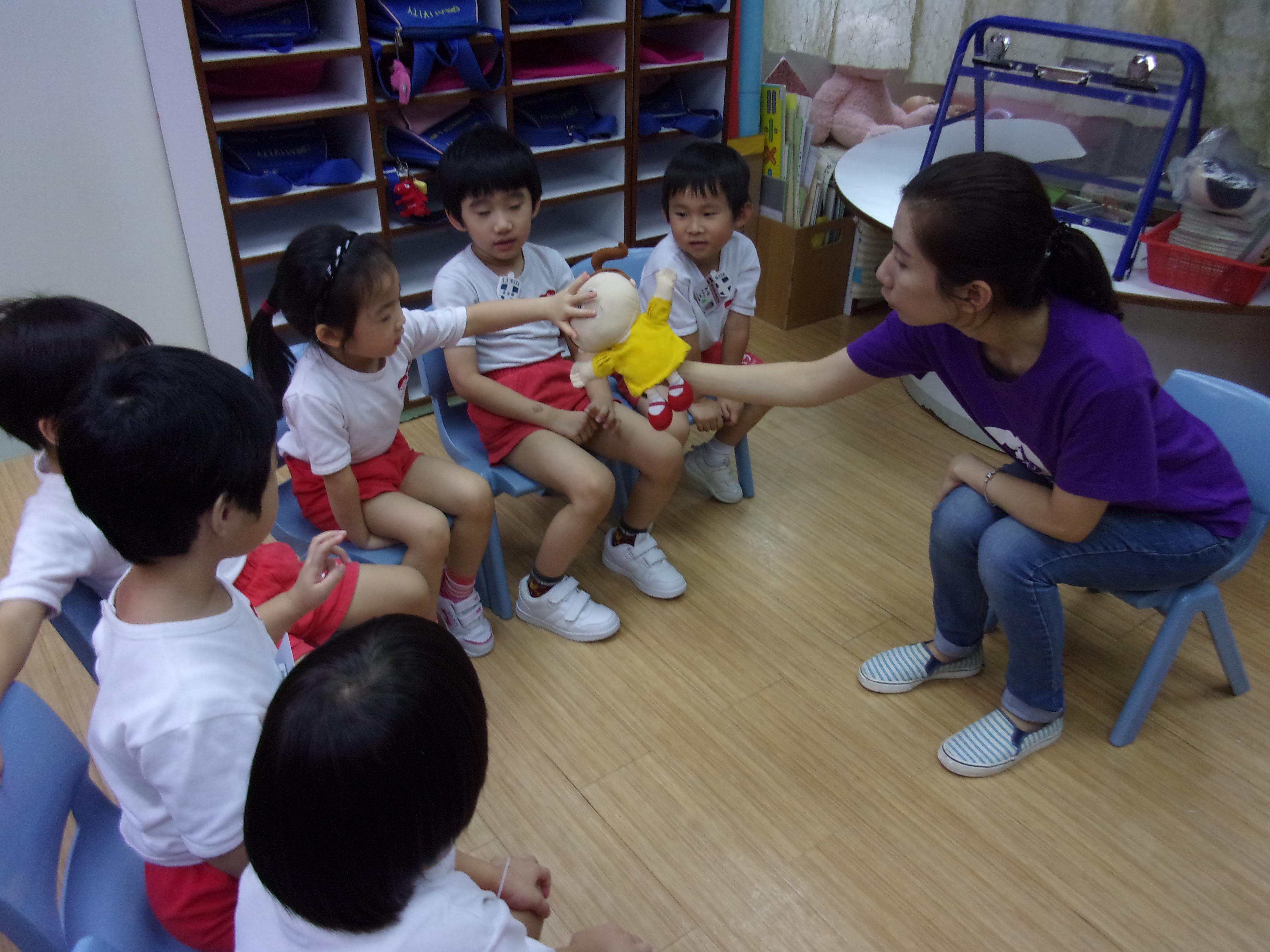 躍思(栢蕙)幼稚園幼兒園的C4A相片9
