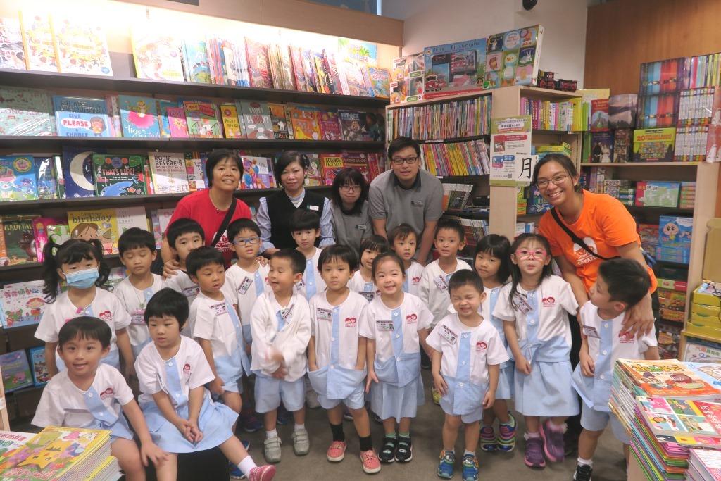 躍思(栢蕙)幼稚園幼兒園的C4A相片20