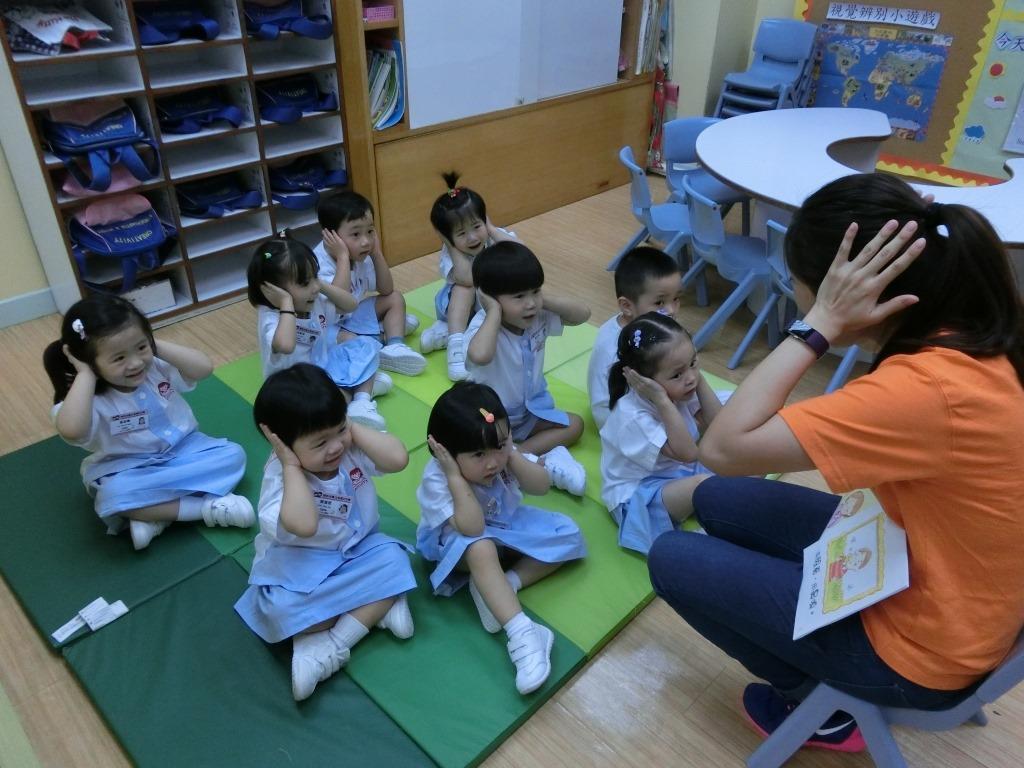 躍思(栢蕙)幼稚園幼兒園的C3PA相片6