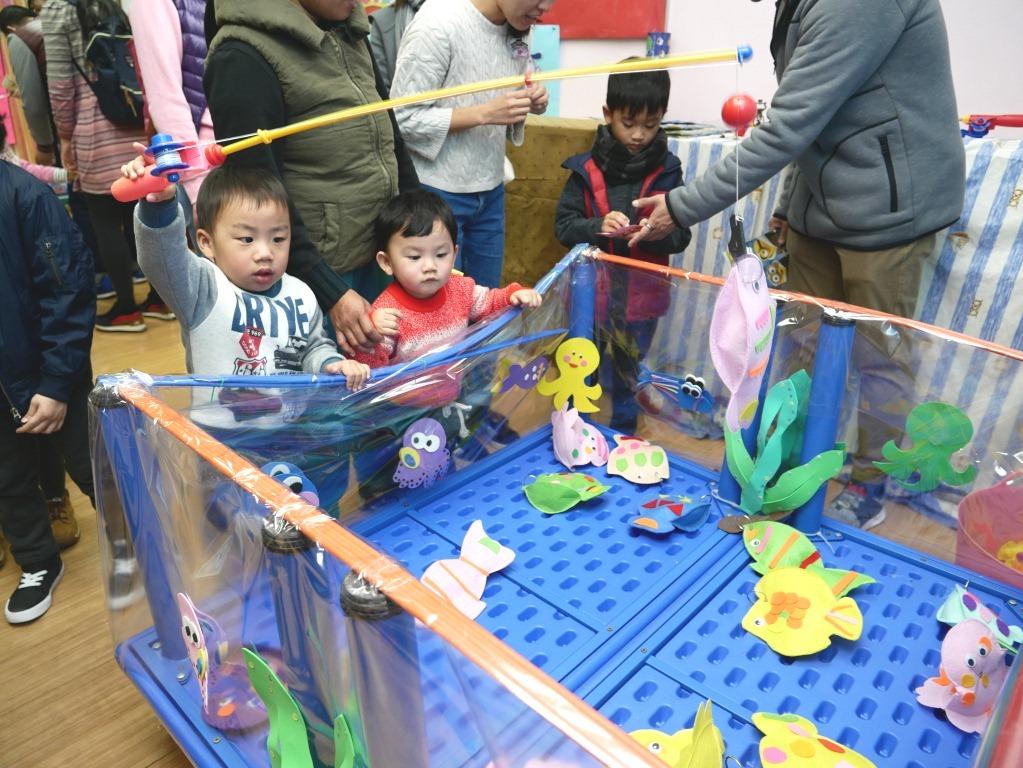 躍思(栢蕙)幼稚園幼兒園的30週年校慶懇親會相片3