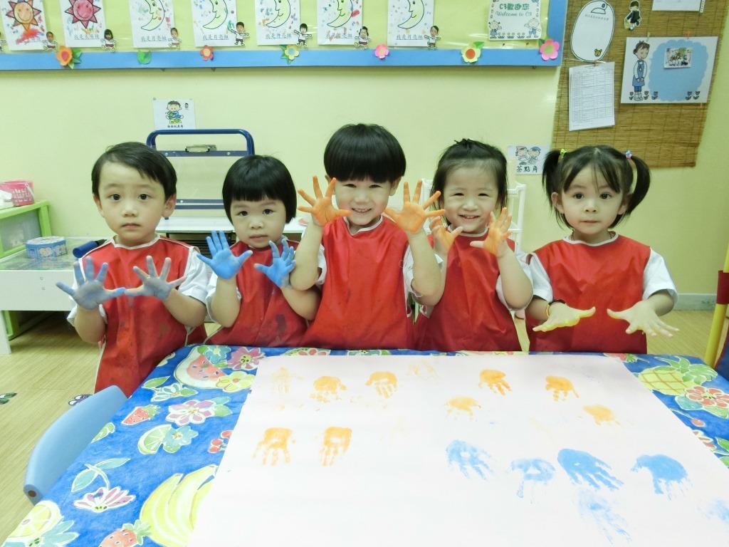 躍思(栢蕙)幼稚園幼兒園的C3PA相片9