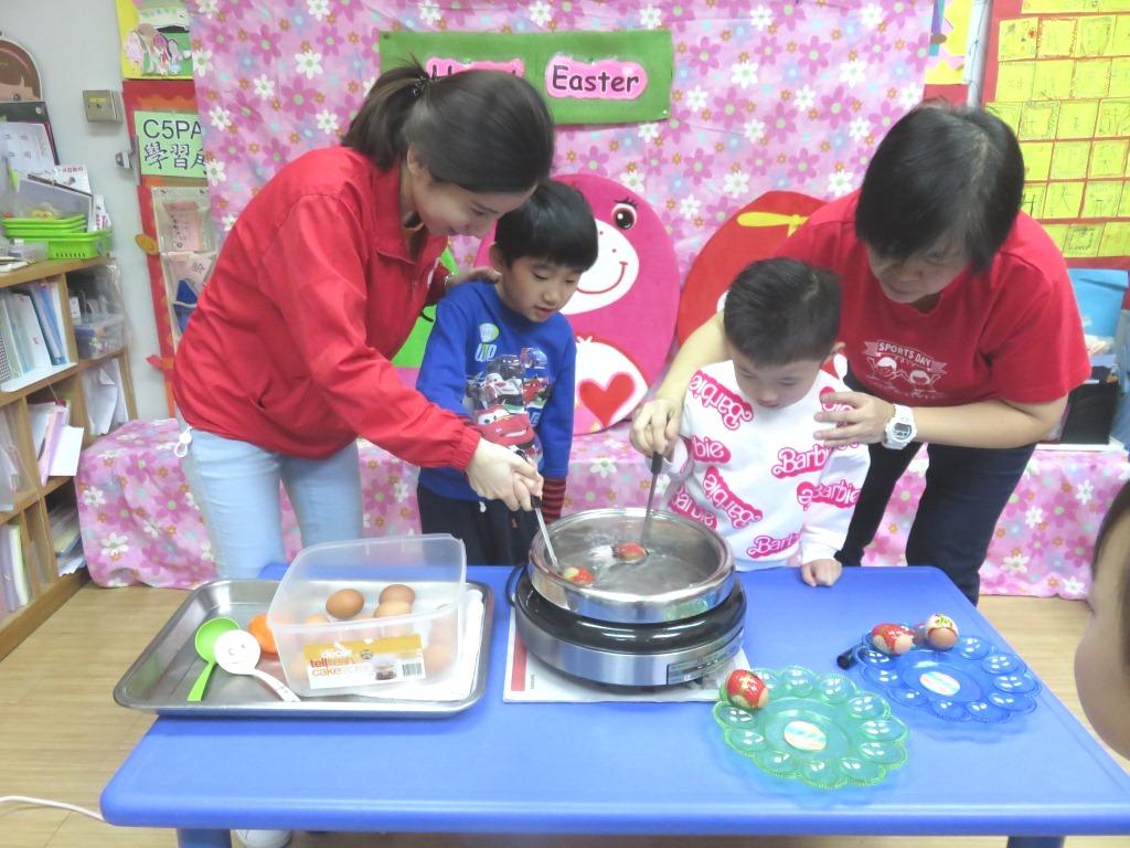 躍思(栢蕙)幼稚園幼兒園的C4A相片49