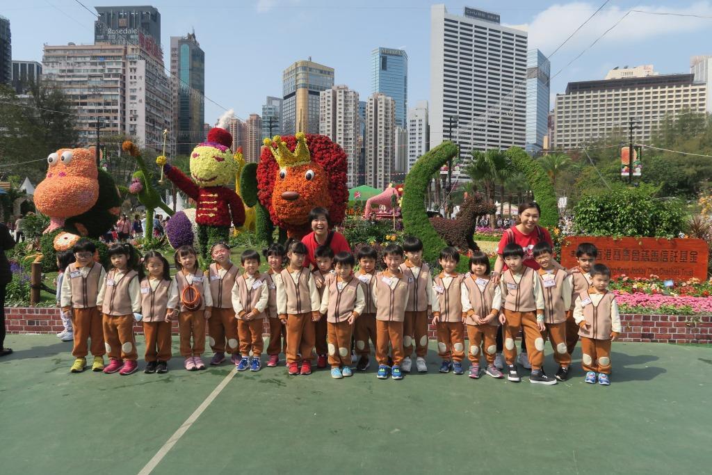 躍思(栢蕙)幼稚園幼兒園的C4A相片43