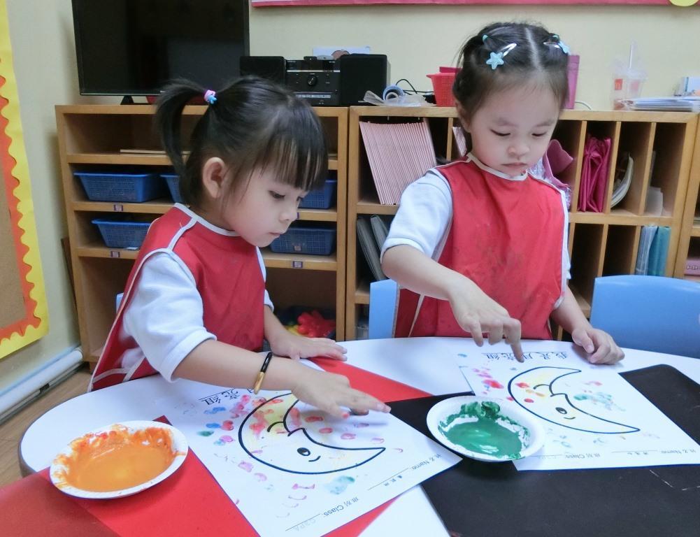躍思(栢蕙)幼稚園幼兒園的C3PA相片4
