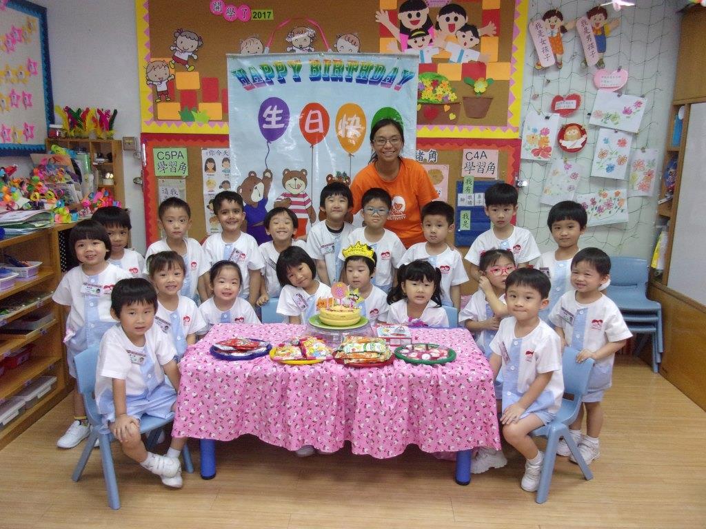 躍思(栢蕙)幼稚園幼兒園的C4A相片12