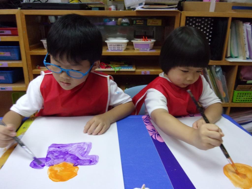 躍思(栢蕙)幼稚園幼兒園的C4A相片7