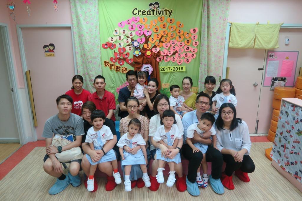躍思(栢蕙)幼稚園幼兒園的C3PA相片1