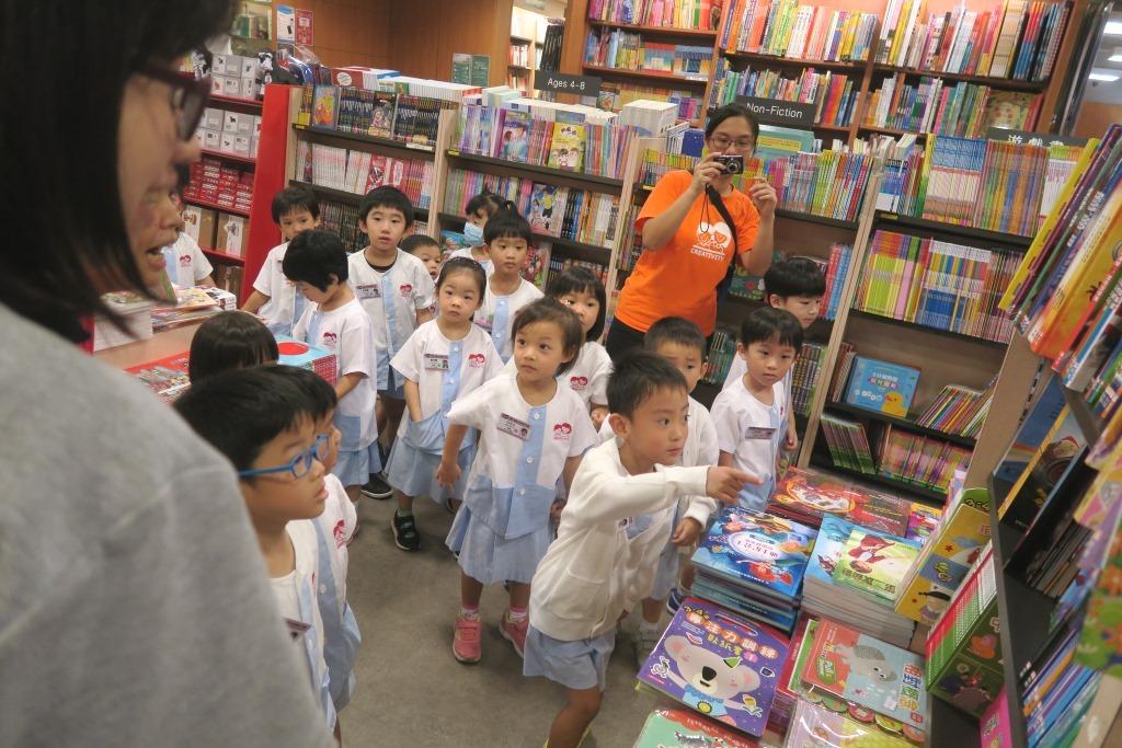 躍思(栢蕙)幼稚園幼兒園的C4A相片21
