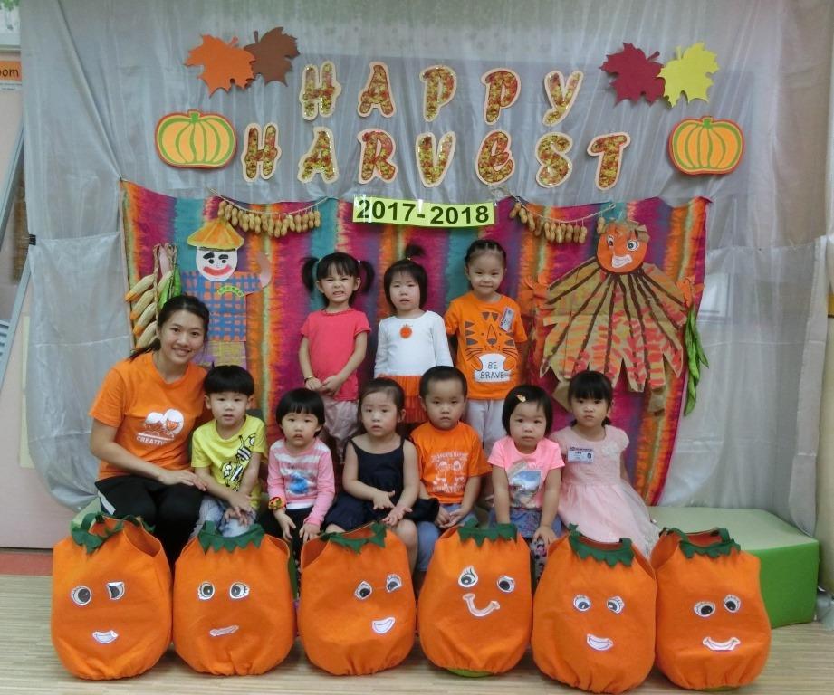 躍思(栢蕙)幼稚園幼兒園的C3PA相片17