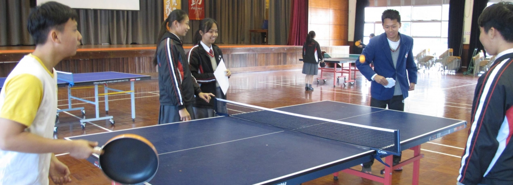 10-11 December 2019 Inter-house creative Ping Pong